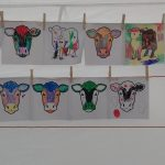 dessine-moi une vache...
